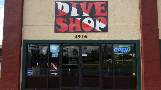 ‪Dive Shop Kissimmee‬