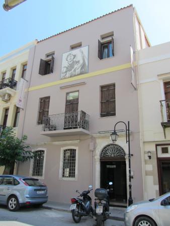 Hotel Splanzia: fachada