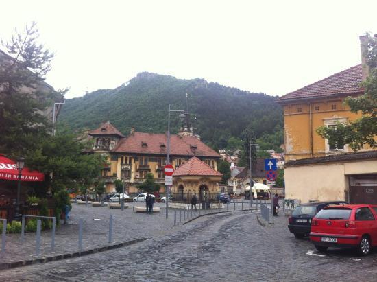 Old City Pension : Площадь