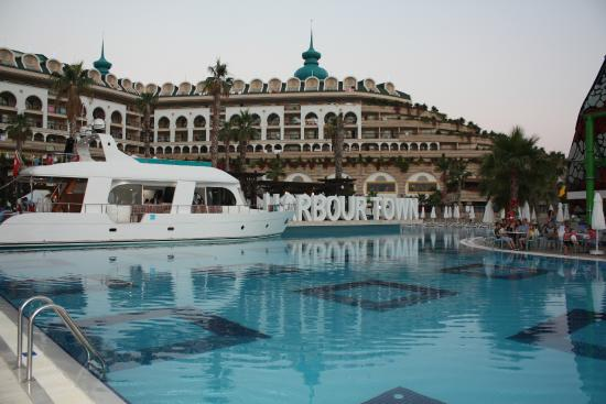 Pool Boat Restaurant Picture Of Crystal Sunset Luxury