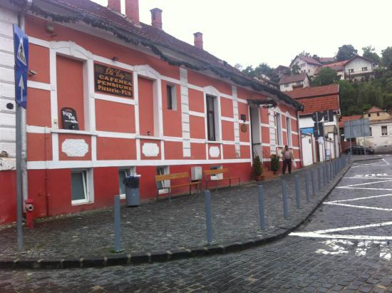 Old City Pension : Отель