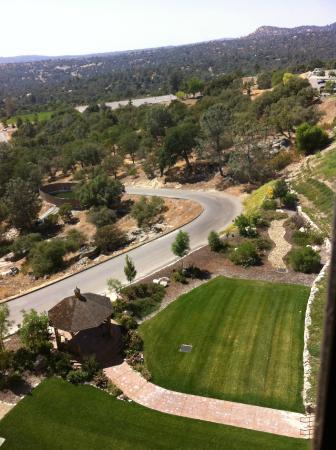 Coarsegold, Kaliforniya: Panoramic mountain views