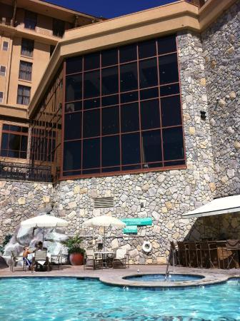 Chukchansi gold resort casino coarsegold california hollywood casino columbus arrests
