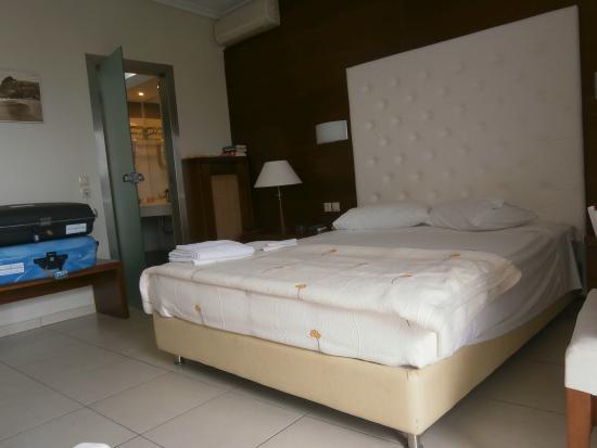 Marmari, Yunani: heerlijke ruime kamer