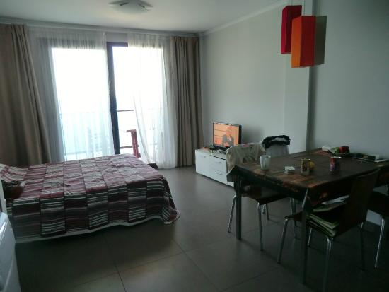 Aparthotel El Faro: номер