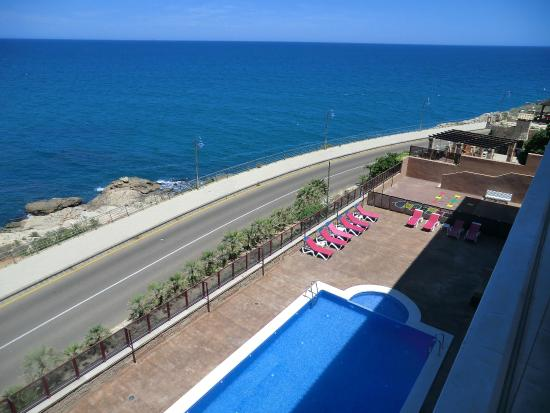 Aparthotel El Faro: вид
