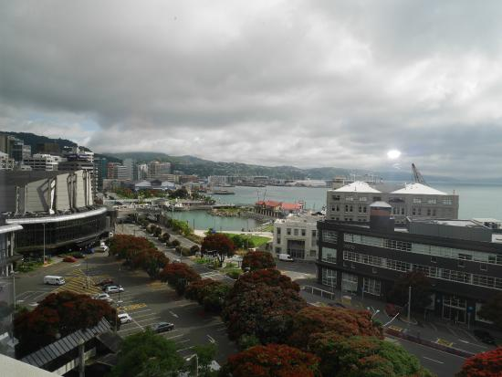 Amora Hotel Wellington View From Room