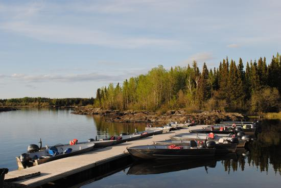 Elk Island Lodge & Outposts