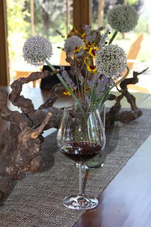 Arista Winery: Tasting room at Arista