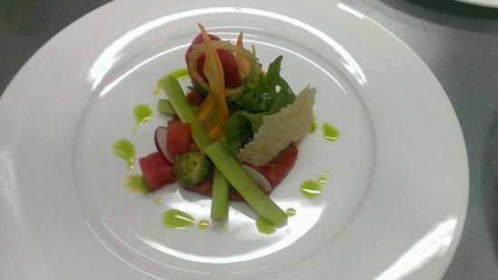 Stara Zagora Province, Bulgarien: Seasonal salad