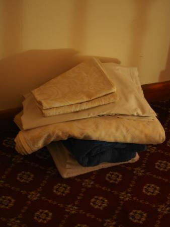 Ben Nevis Guest House : corridoio