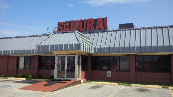 Samurai Sushi and Hibachi