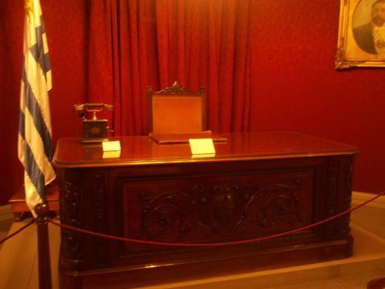 Foto de museo casa de gobierno montevideo escritorio for Escritorios montevideo