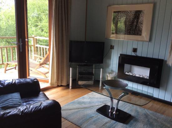 York Lakeside Lodges: Holly lodge
