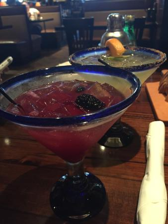 LongHorn Steakhouse: margaritas