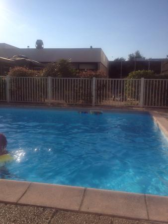 La piscine picture of mercure paris le bourget le blanc - Piscine de mesnil amelot ...