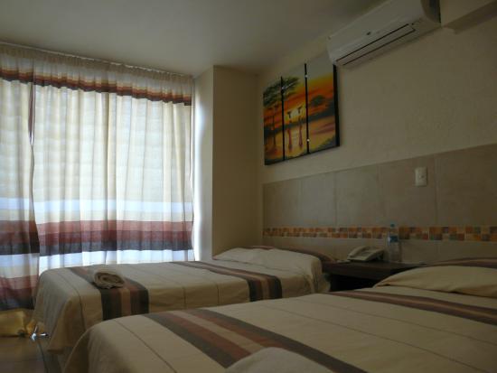 Hotel Guiva Huatulco: HABITACIÓN MASTER
