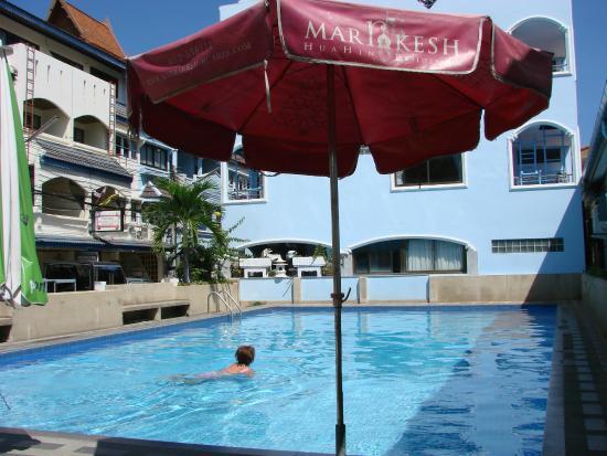 Thipurai Beach Hotel: Piscine de l'hotel