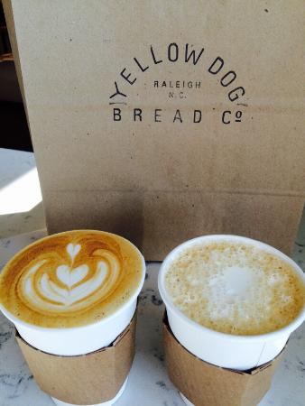 Photo of Cafe Yellow Dog Bread Company at 219 E Franklin St, Raleigh, NC 27604, United States