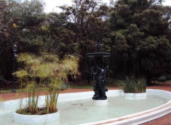 Fuente De Agua Picture Of Jardin Botanico Buenos Aires Tripadvisor - Fuentes-agua-jardin