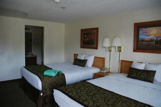 Bryce View Lodge: La camera