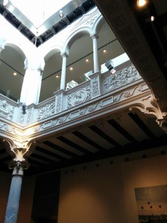 Example of Renaissance architecture in Zaragoza - Picture of Museo Goya Colec...