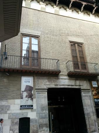 Museo Ibercaja Camon Aznar (Goya Museum) - Picture of Museo Goya Coleccion Ib...