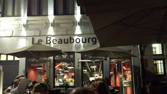 Le Beaubourg