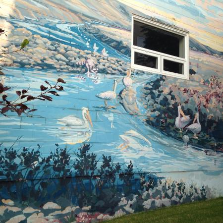 Murals of Moose Jaw
