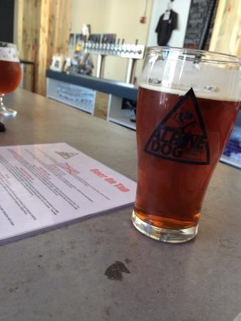 Alpine Dog Brewing Company