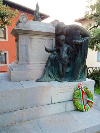 Monumento ai Caduti I Guerra Mondiale 1915 - 1918