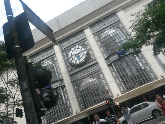 Shopping Patio Paulista: Charme