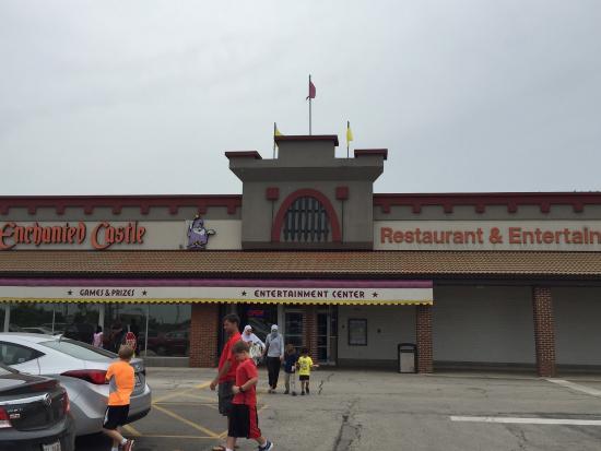 Mexican Restaurant Near Lombard Street
