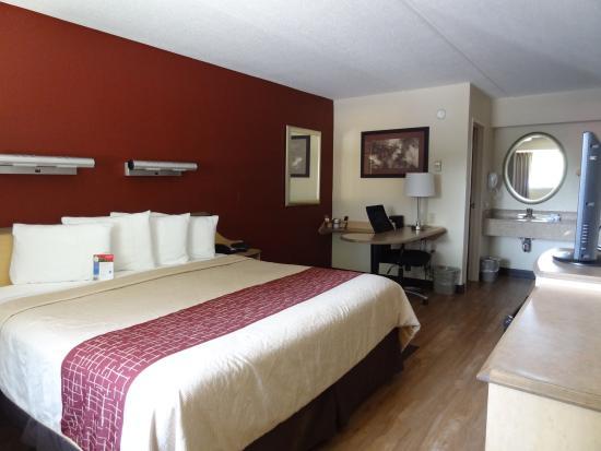 Red Roof Inn Asheville Nc Reviews
