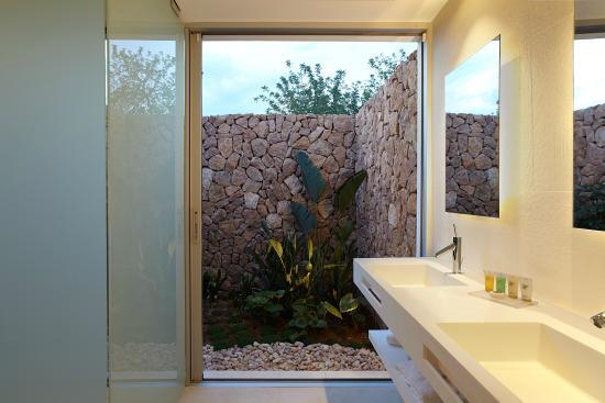 Ca Na Xica - Boutique Hotel & Spa: Suite Premier...su baño