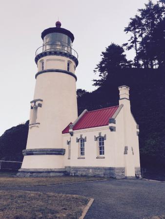 Florence, Oregón: Heceta Head lighthouse