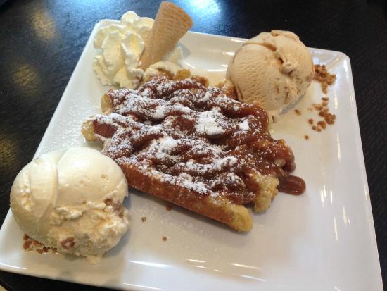 Haagen Dazs: Waffle