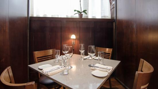 Berlinetta Lounge Meeting - Picture of Burritt Room + Tavern, San ...