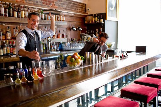 Burritt Room - Picture of Burritt Room + Tavern, San Francisco ...
