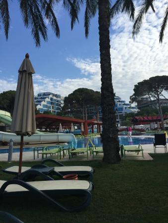Cornelia De Luxe Resort: hotel