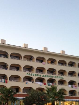 Olivera Resort Hotel: Nice hotel