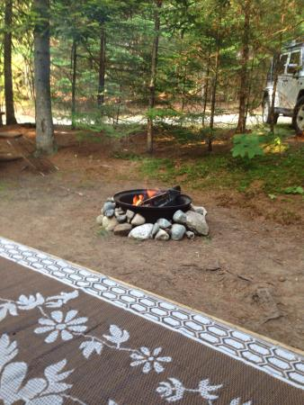 Beech Hill Campground and Cabins: The best campground in the northern area!!