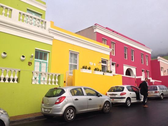 Rose Lodge: La jaune