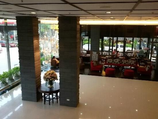 Mayflower Grande Hotel : Lobby!