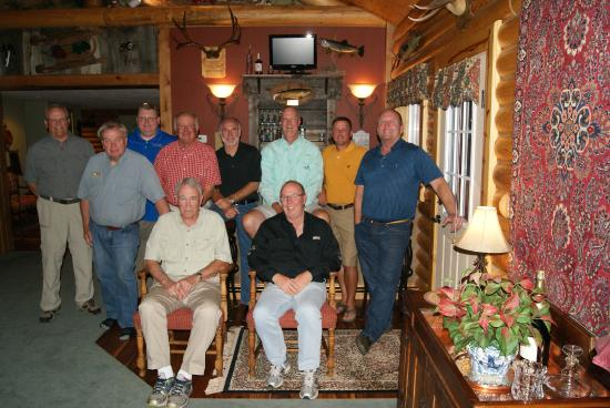 Irwin, ID: July 2015 Fishing Group