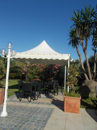 Park Hotel la Villa: Сад отеля