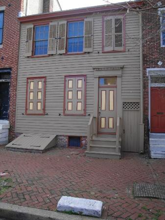 Camden, NJ: Walt Whitman House
