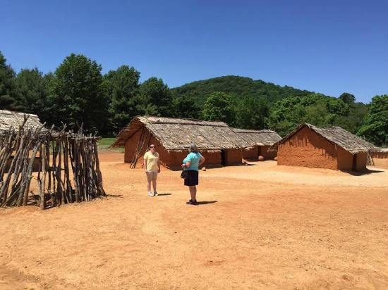 Staunton, VA: West African Dwelling