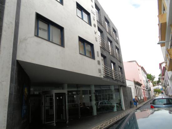 Comfort Inn Ponta Delgada: FRONT FAÇADE