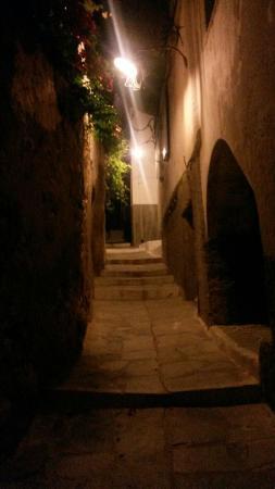 Naxos By, Grækenland: Παλιά Πόλη